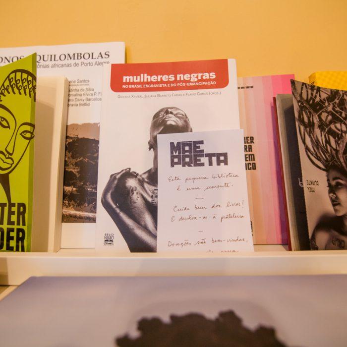 Mãe Preta Library
