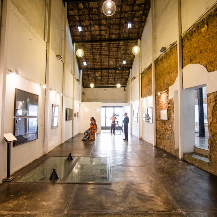 Galeria Pretos Novos de Arte Contemporânea  Rio de Janeiro  2016