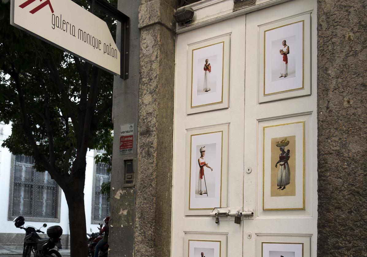 Galeria Monique Paton  Rio de Janeiro 2015