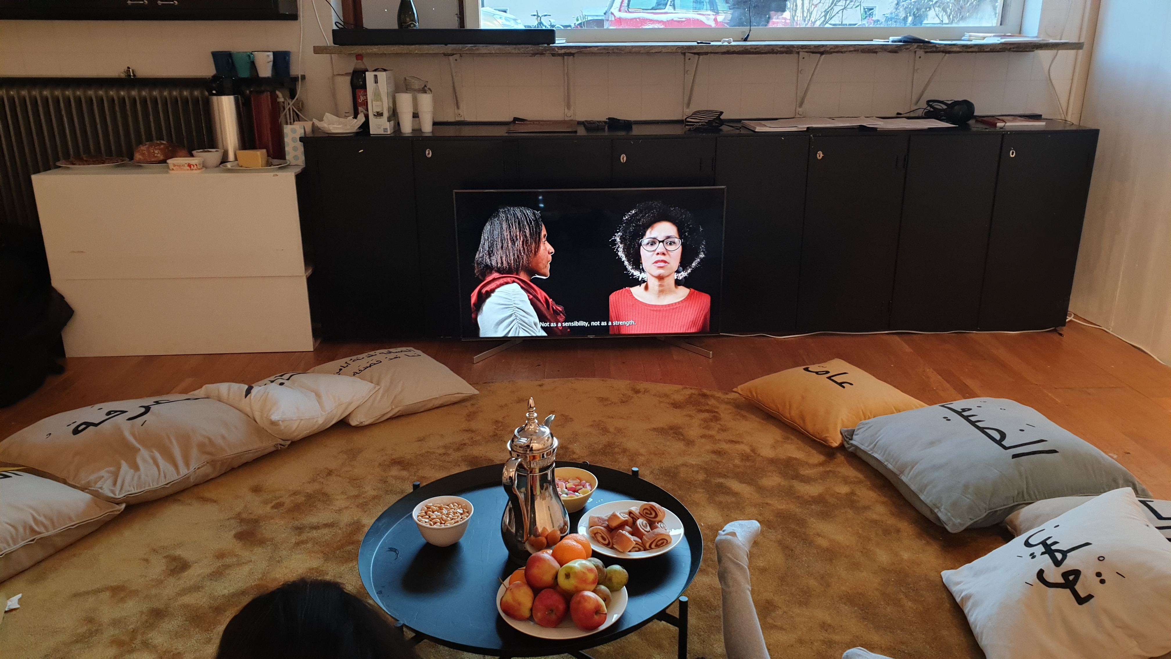"""Projeto Mãe Preta participa da exposição coletiva na Suécia """"Meeting of Minds"""""""